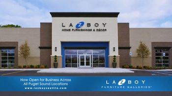 La-Z-Boy TV Spot, 'Rough Times: Open For Business' - Thumbnail 1