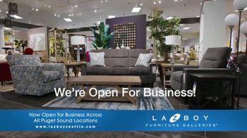 La-Z-Boy TV Spot, 'Rough Times: Open For Business' - Thumbnail 2