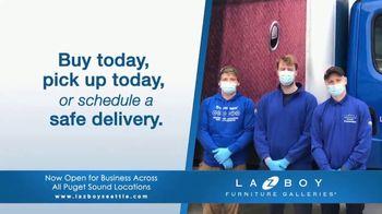 La-Z-Boy TV Spot, \'Rough Times: Open For Business\'