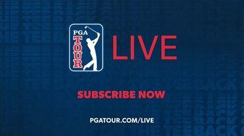 PGA TOUR Live TV Spot, 'Back on the Tee' - Thumbnail 10