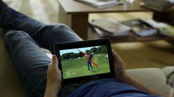 PGA TOUR Live TV Spot, 'Back on the Tee' - Thumbnail 9