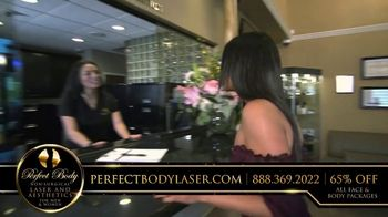 Perfect Body Laser and Aesthetics TV Spot, 'Tired of Looking Older' - Thumbnail 4