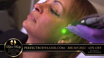 Perfect Body Laser and Aesthetics TV Spot, 'Tired of Looking Older' - Thumbnail 5