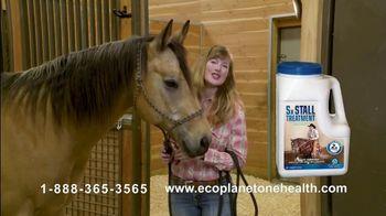 EcoPlanet One Health Sx Stall Treatment TV Spot, 'Ammonia Free' Ft. Zane Davis - Thumbnail 3