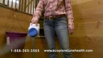 EcoPlanet One Health Sx Stall Treatment TV Spot, 'Ammonia Free' Ft. Zane Davis - Thumbnail 5