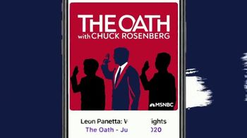 The Oath TV Spot, 'Leon Panetta: Worthy Fights' - Thumbnail 9