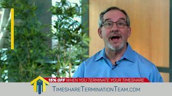 Timeshare Termination Team TV Spot, 'Freedom' - Thumbnail 4