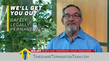 Timeshare Termination Team TV Spot, 'Freedom' - Thumbnail 6