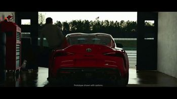 2020 Toyota GR Supra TV Spot, 'Track Day' Song by Julie Andrews [T1] - Thumbnail 2