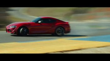 2020 Toyota GR Supra TV Spot, 'Track Day' Song by Julie Andrews [T1] - Thumbnail 6