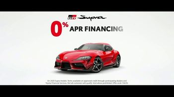 2020 Toyota GR Supra TV Spot, 'Track Day' Song by Julie Andrews [T1] - Thumbnail 8