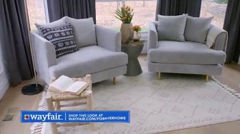 Wayfair TV Spot, 'HGTV: Property Brothers: Forever Home: Dining Area' - Thumbnail 9