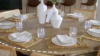 Wayfair TV Spot, 'HGTV: Property Brothers: Forever Home: Dining Area' - Thumbnail 4