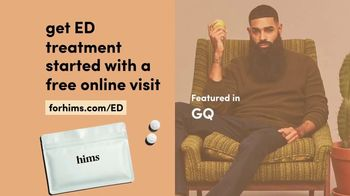 Hims TV Spot, 'Comments: Free Online Visit: Saved My Marriage' - Thumbnail 7