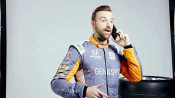 Genesys TV Spot, 'Drive Personalized CX' Featuring James Hinchcliffe - 2 commercial airings