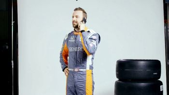 Genesys TV Spot, 'Drive Personalized CX' Featuring James Hinchcliffe - Thumbnail 6