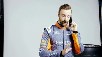 Genesys TV Spot, 'Drive Personalized CX' Featuring James Hinchcliffe - Thumbnail 7