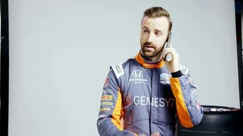 Genesys TV Spot, 'Drive Personalized CX' Featuring James Hinchcliffe - Thumbnail 8