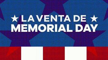 Rooms to Go Venta de Memorial Day TV Spot, 'Cama queen completa' [Spanish] - Thumbnail 7