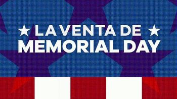 Rooms to Go Venta de Memorial Day TV Spot, 'Cama queen completa' [Spanish] - Thumbnail 2