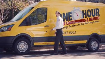 One Hour Heating & Air Conditioning TV Spot, 'Cool Savings' - Thumbnail 1