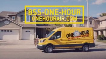 One Hour Heating & Air Conditioning TV Spot, 'Cool Savings' - Thumbnail 5