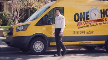 One Hour Heating & Air Conditioning TV Spot, 'Cool Savings' - Thumbnail 2