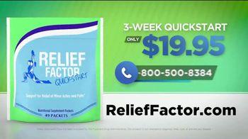 Relief Factor TV Spot, 'Julie' Featuring Sebastian Gorka - Thumbnail 10