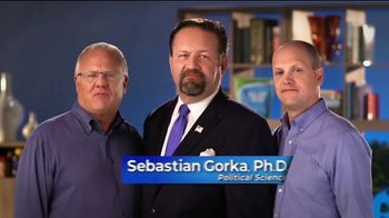Relief Factor TV Spot, 'Julie' Featuring Sebastian Gorka