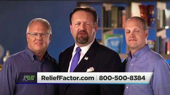 Relief Factor TV Spot, 'Julie' Featuring Sebastian Gorka - Thumbnail 5