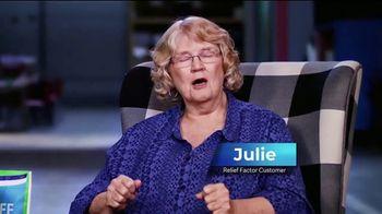 Relief Factor TV Spot, 'Julie' Featuring Sebastian Gorka - Thumbnail 6