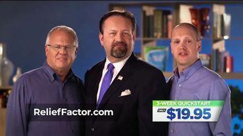 Relief Factor TV Spot, 'Julie' Featuring Sebastian Gorka - Thumbnail 9