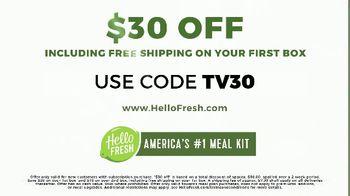 HelloFresh TV Spot, 'Monica, Matt and Olive: $30 Off' - Thumbnail 10