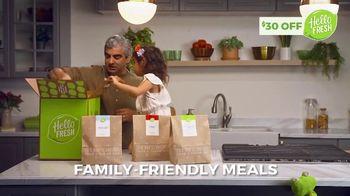 HelloFresh TV Spot, 'Monica, Matt and Olive: $30 Off' - Thumbnail 5