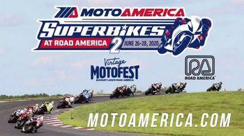 MotoAmerica TV Spot, '2020 Superbikes at Road America' - Thumbnail 9