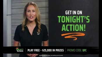 DraftKings Pools TV Spot, 'Not Too Late: UFC: $25,000' - Thumbnail 3