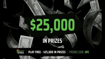 DraftKings Pools TV Spot, 'Not Too Late: UFC: $25,000' - Thumbnail 5