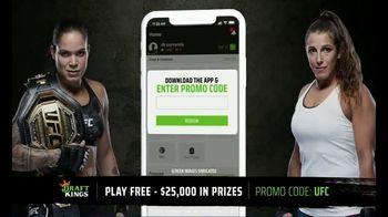 DraftKings Pools TV Spot, 'Not Too Late: UFC: $25,000' - Thumbnail 6