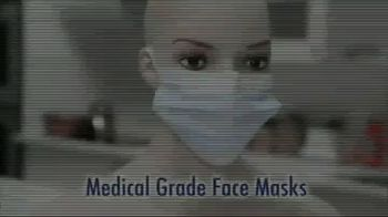 Zero Germ KN95 Face Mask TV Spot, 'Protective Face Mask: 50 Masks for $50' - Thumbnail 1