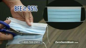 Zero Germ KN95 Face Mask TV Spot, 'Protective Face Mask: 50 Masks for $50' - Thumbnail 4