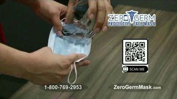 Zero Germ KN95 Face Mask TV Spot, 'Protective Face Mask: 50 Masks for $50' - Thumbnail 6
