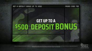 DraftKings Sportsbook TV Spot, 'Golf Is Back: $500 Deposit Bonus' - Thumbnail 3