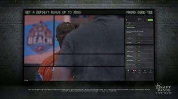 DraftKings Sportsbook TV Spot, 'Golf Is Back: $500 Deposit Bonus' - Thumbnail 8