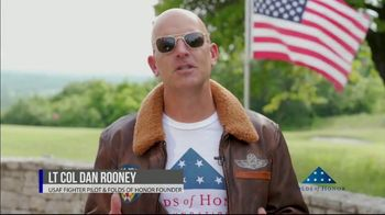 Folds of Honor Foundation TV Spot, 'Creed' Featuring Dan Rooney