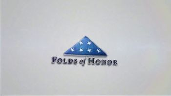 Folds of Honor Foundation TV Spot, 'Creed' Featuring Dan Rooney - Thumbnail 8