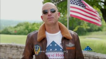 Folds of Honor Foundation TV Spot, 'Creed' Featuring Dan Rooney - Thumbnail 6
