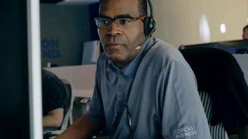 Comcast Business TV Spot, 'Bounce Forward: Internet, Voice & Security' - Thumbnail 6