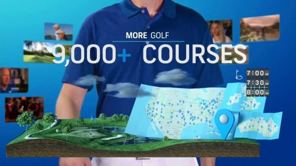GolfPass TV Commercial, 'Get More: Free Rangefinder'