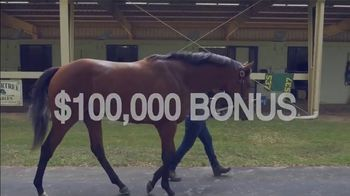 Claiborne Farm TV Spot, 'RunHappy: $100,000 Bonus' - Thumbnail 5