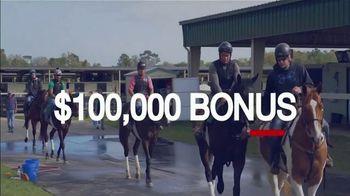 Claiborne Farm TV Spot, 'RunHappy: $100,000 Bonus' - Thumbnail 6